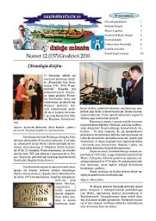 Świebodzice - Dzieje Miasta, 2010, nr 12 (157) [Dokument elektroniczny]