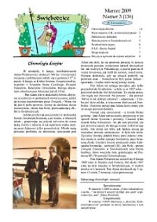 Świebodzice - Dzieje Miasta, 2009, nr 3 (136) [Dokument elektroniczny]
