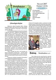 Świebodzice - Dzieje Miasta, 2007, nr 1 (110) [Dokument elektroniczny]