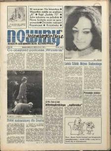 Nowiny Jeleniogórskie : magazyn ilustrowany ziemi jeleniogórskiej, R. 13, 1970, nr 37 (640)