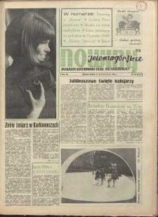 Nowiny Jeleniogórskie : magazyn ilustrowany ziemi jeleniogórskiej, R. 13, 1970, nr 38 (641)