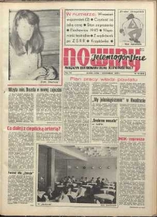 Nowiny Jeleniogórskie : magazyn ilustrowany ziemi jeleniogórskiej, R. 13, 1970, nr 40 (643)