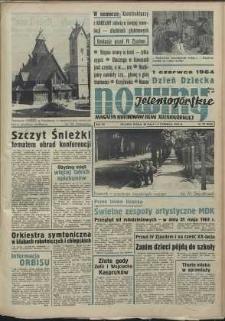 Nowiny Jeleniogórskie : magazyn ilustrowany ziemi jeleniogórskiej, R. 7, 1964, nr 22 (322)