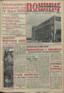 Nowiny Jeleniogórskie : magazyn ilustrowany ziemi jeleniogórskiej, R. 7, 1964, nr 24 (324)