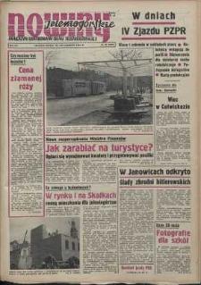 Nowiny Jeleniogórskie : magazyn ilustrowany ziemi jeleniogórskiej, R. 7, 1964, nr 25 (325)