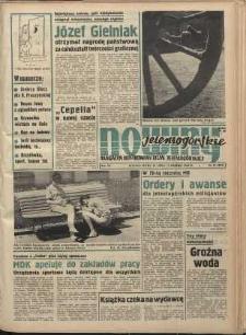 Nowiny Jeleniogórskie : magazyn ilustrowany ziemi jeleniogórskiej, R. 7, 1964, nr 31 (331)
