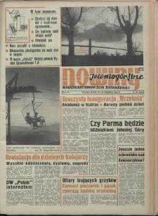 Nowiny Jeleniogórskie : magazyn ilustrowany ziemi jeleniogórskiej, R. 7, 1964, nr 38 (338)