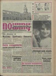 Nowiny Jeleniogórskie : magazyn ilustrowany ziemi jeleniogórskiej, R. 7, 1964, nr 39 (339)