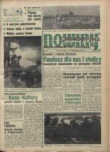 Nowiny Jeleniogórskie : magazyn ilustrowany ziemi jeleniogórskiej, R. 7, 1964, nr 40 (340)