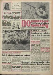 Nowiny Jeleniogórskie : magazyn ilustrowany ziemi jeleniogórskiej, R. 7, 1964, nr 41 (341)