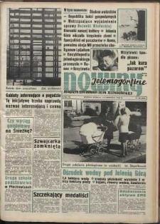 Nowiny Jeleniogórskie : magazyn ilustrowany ziemi jeleniogórskiej, R. 7, 1964, nr 45 (345)