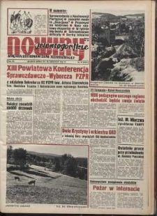 Nowiny Jeleniogórskie : magazyn ilustrowany ziemi jeleniogórskiej, R. 7, 1964, nr 47 (347)