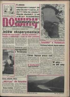 Nowiny Jeleniogórskie : magazyn ilustrowany ziemi jeleniogórskiej, R. 7, 1964, nr 49 (349)