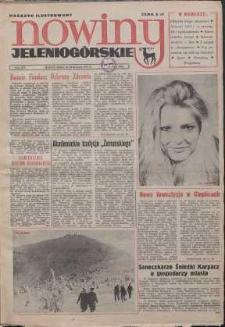 Nowiny Jeleniogórskie : magazyn ilustrowany, R. 16!, 1974, nr 4 (809)