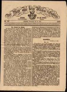Der Bote aus dem Riesen-Gebirge : Zeitung für alle Stände, R. 76, 1888, nr 167