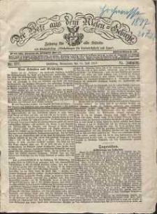 Der Bote aus dem Riesen-Gebirge : Zeitung für alle Stände, R. 85, 1897, nr 177