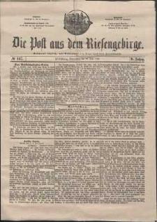 Die Post aus dem Riesengebirge, R. 9, 1888, nr 167