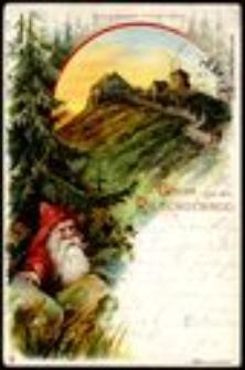 Karkonosze - Śnieżka [Dokument ikonograficzny]