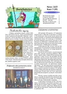 Świebodzice - Dzieje Miasta, 2005, nr 3 (89) [Dokument elektroniczny]