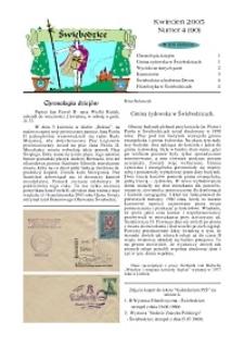 Świebodzice - Dzieje Miasta, 2005, nr 4 (90) [Dokument elektroniczny]