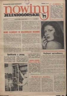 Nowiny Jeleniogórskie : magazyn ilustrowany, R. 16!, 1974, nr 11 (816)