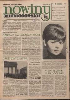 Nowiny Jeleniogórskie : magazyn ilustrowany, R. 16!, 1974, nr 19 (824)