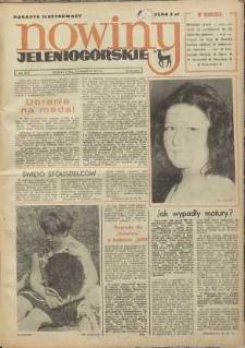 Nowiny Jeleniogórskie : magazyn ilustrowany, R. 16!, 1974, nr 26 (831)