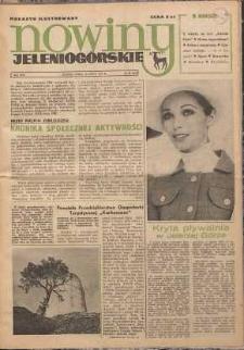 Nowiny Jeleniogórskie : magazyn ilustrowany, R. 16!, 1974, nr 28 (833)
