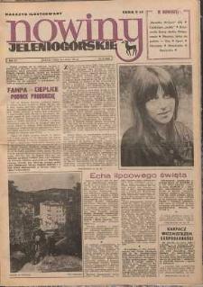 Nowiny Jeleniogórskie : magazyn ilustrowany, R. 15!, 1974, nr 30 (835)