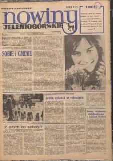 Nowiny Jeleniogórskie : magazyn ilustrowany, R. 15!, 1974, nr 33 (838)