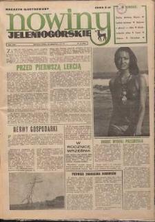 Nowiny Jeleniogórskie : magazyn ilustrowany, R. 16!, 1974, nr 35 (840)
