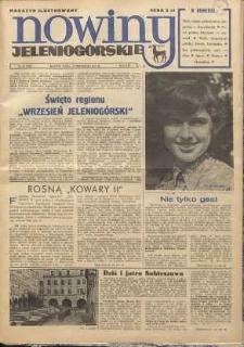 Nowiny Jeleniogórskie : magazyn ilustrowany, R. 16!, 1974, nr 37 (842)