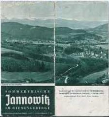 Sommerfrische Jannowitz im Riesengebirge