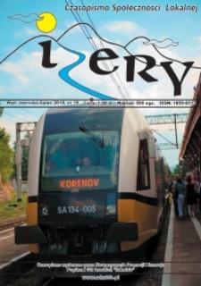 Izery : czasopismo społeczności lokalnej Gminy Mirsk i okolic, 2010, nr 19 (czerwiec/lipiec)