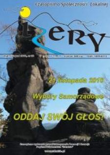 Izery : czasopismo społeczności lokalnej Gminy Mirsk i okolic, 2010, nr 20 (listopad)