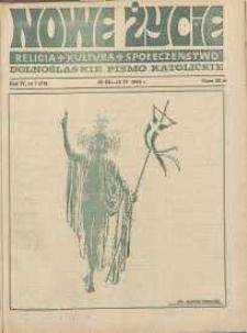 Nowe Życie, 1986, nr 7 (70)