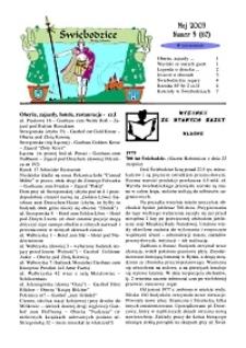 Świebodzice - Dzieje Miasta, 2003, nr 5 (67) [Dokument elektroniczny]