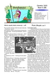 Świebodzice - Dzieje Miasta, 2003, nr 6 (68) [Dokument elektroniczny]