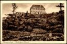 Karkonosze - Szrenica - schronisko Na Szrenicy [Dokument ikonograficzny]