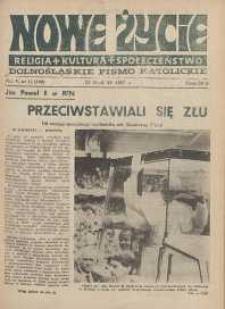 Nowe Życie, 1987, nr 11 (100)