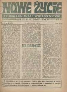 Nowe Życie, 1987, nr 18 (107)