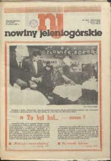 Nowiny Jeleniogórskie : tygodnik społeczny, [R. 34], 1991, nr 4 (1615)