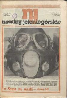 Nowiny Jeleniogórskie : tygodnik społeczny, [R. 34], 1991, nr 6 (1617)