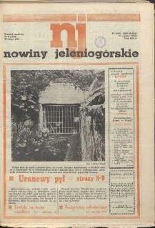 Nowiny Jeleniogórskie : tygodnik społeczny, [R. 34], 1991, nr 9 (1620)