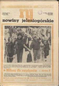 Nowiny Jeleniogórskie : tygodnik społeczny, [R. 34], 1991, nr 10 (1621)