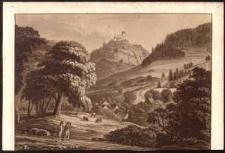 Ansicht der Schlosser Künast von der Südseite [Dokument ikonograficzny]