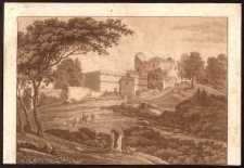 Eingang des Schlosses Künast [Dokument ikonograficzny]