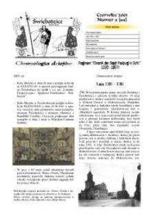 Świebodzice - Dzieje Miasta, 2001, nr 6 (44) [Dokument elektroniczny]