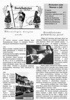 Świebodzice - Dzieje Miasta, 2000, nr 4 (30) [Dokument elektroniczny]