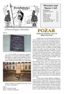 Świebodzice - Dzieje Miasta, 2000, nr 9 (35) [Dokument elektroniczny]